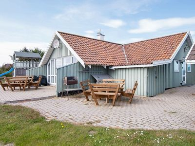 Photo for Vintage Holiday Home in Hvide Sande Not Far from Sea Coast
