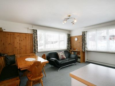Photo for Cosy apartment for 5 guests with WIFI, balcony and parking