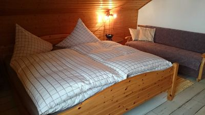 Photo for Apartment 4 pers. + 1 child up to 3 years - Apartment Rachel - Bavarian Forest