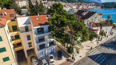 Photo for Holiday apartment Makarska for 4 - 5 persons with 2 bedrooms - Holiday apartment