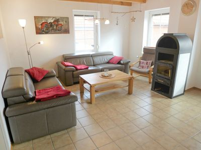 Photo for Cosy apartment for 6 people with WIFI, TV, pets allowed and parking