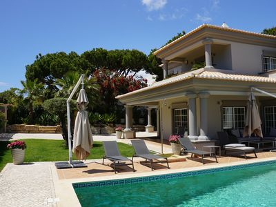 Photo for Charming Villa in Algarve , Portugal in just 10 minutes walk from the beach