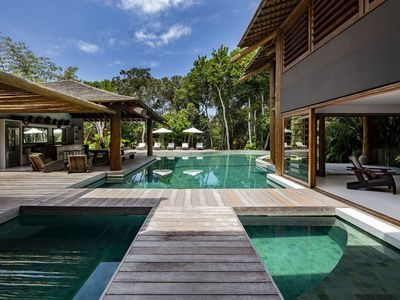 Photo for Bah019 - Beautiful villa with pool and 7 bedrooms in Trancoso