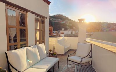 Photo for Beautiful colonial house in the heart of Historic Guanajuato