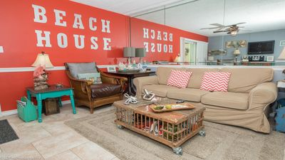 Photo for Jeannie's Beachhouse in the heart of Destin with 300 feet of private beach.