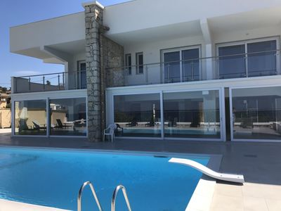 Photo for Luxury contemporary villa with amazing views in a stunning location