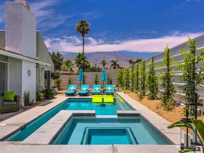 Photo for Charming Boutique  Palm Springs Getaway-Pet Friendly