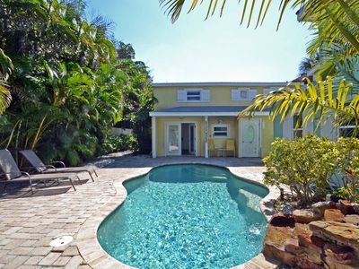 Photo for Beach Side Oasis W/ Pool and Short Walk to Restaurants and Bars on Bridge St.