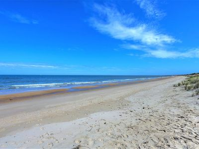 Photo for Beach Cottage Coral Suite (2 bd/1 bth condo 1 block from beach)