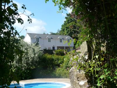 Photo for Village Cottage with access to owners' outdoor Swimming Pool and Tennis Court