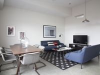 It's a simple and cool apartment. We like it!