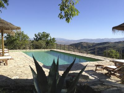 Photo for An idyllic retreat with private pool in rural Andalusia