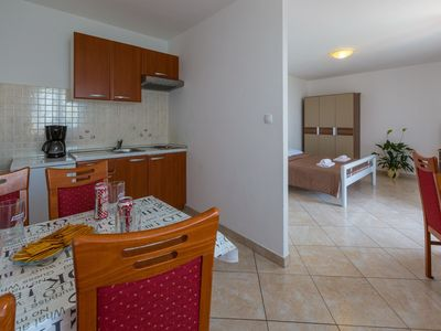 Photo for 1BR Apartment Vacation Rental in Dramalj (Crikvenica)