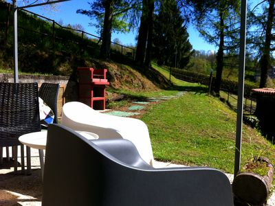 Photo for TaiObe Romantic View & Chalet Relax close to Bergamo and Como Lake