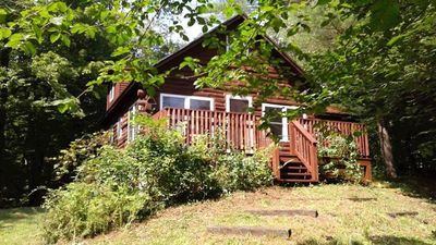 Photo for 2BR Cabin Vacation Rental in Richmond, Vermont