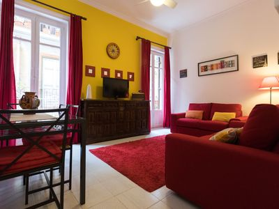 Photo for Free Wi-Fi, flat in the center of Palermo