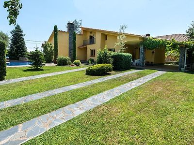 Photo for Vacation home Can Jaume in Sant Esteve de Palautordera - 9 persons, 4 bedrooms