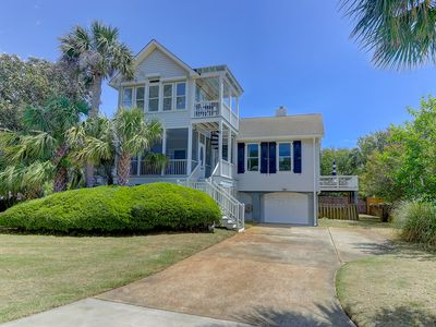 Photo for Recently Updated Family Beach House!  Short walk to the beach!  Partial OceanViews! $250 Vayk Gea...