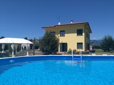 Photo for La Valinfiore New Charming Apartment with Pool