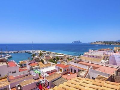 Photo for 2 bedroom Apartment, sleeps 3 in Moraira with WiFi