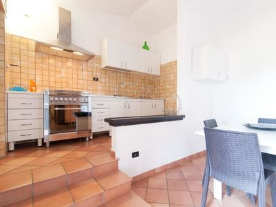 Photo for Vacation home Cardigliano small apartment in Specchia - 5 persons, 2 bedrooms