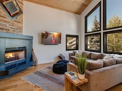 Photo for Abode in Snowpark | DV getaway & close to Main Street |