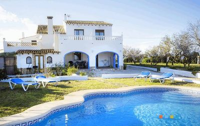 Photo for ELENA - Villa for 8 people with spectacular sea views