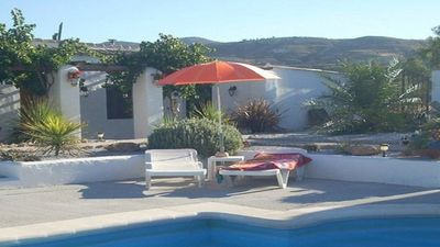Photo for Spacious 3 Bedroom Farmhouse Appartment with stunning views