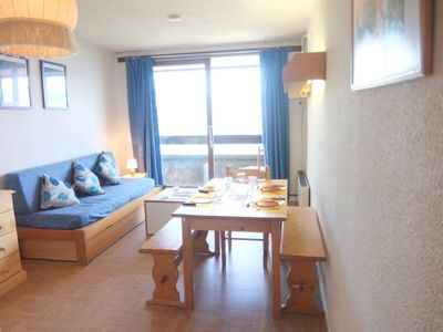 Photo for One bedroom Apartment, sleeps 5 in Le Cruet with Pool and WiFi
