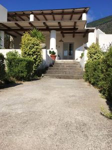 Photo for Homerez last minute deal - Beautiful house with sea view