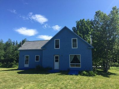 Photo for 5BR Farmhouse Vacation Rental in Breton Cove, NS