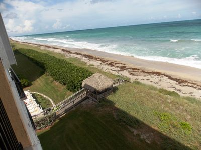 Photo for Hutchinson Island Oceanfront Condo with Gorgeous Sunrises and Sunsets