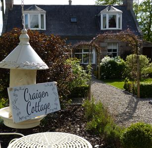 Photo for Craigen Cottage,Detached Victorian House in Ballater