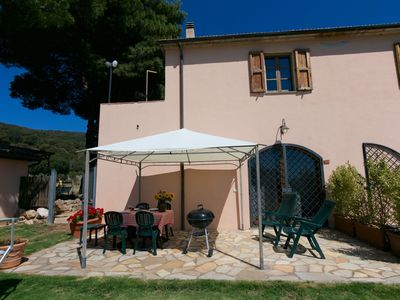 Photo for Heritage Holiday Home in Orbetello with Private Terrace