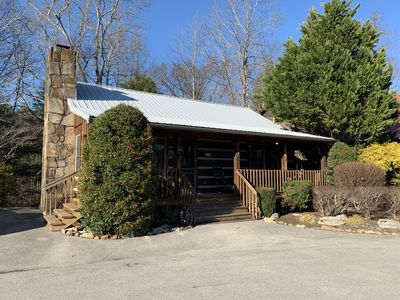 Trinity's Hideaway-Peaceful Side of the Smokies with Views