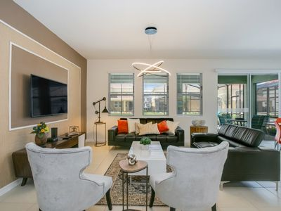 Photo for Luxury 5 Bedroom 5 Bath in Solterra Resort With High  End Furnishings 6091BOD