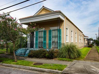 Photo for Spacious, historic Mid-City home - One block off Esplanade Ave
