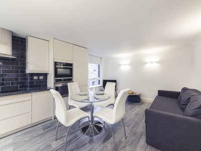 Photo for NEW AND  MODERN  2BR IN THE HERAT OF COVENT  GARDEN  - NEAR SOHO AND THEATRES!