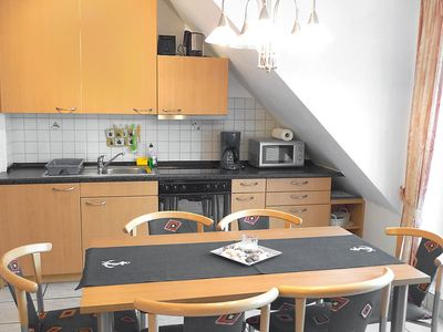 Photo for Apartment in Norden with Parking, Balcony (85607)