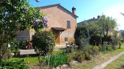 Photo for Pretty house in the heart of Chianti - Siena