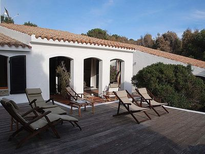 Photo for CHARMING VILLA near Porto Pino with Pool & Wifi. **Up to $-987 USD off - limited time** We respond 24/7