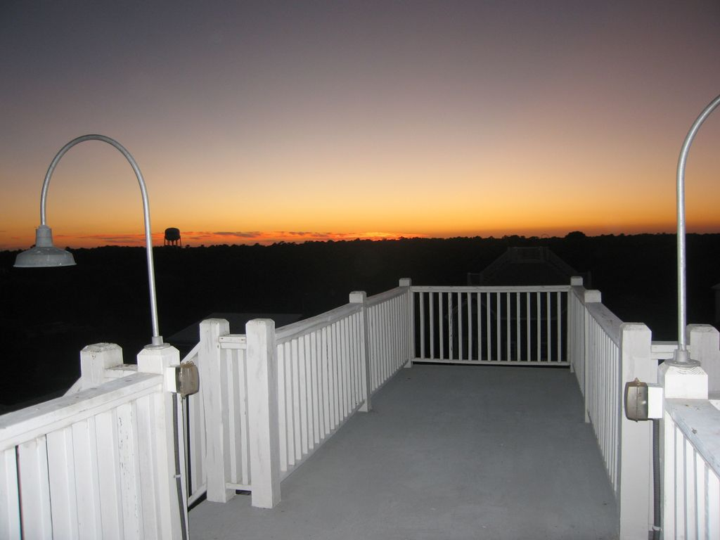 Rooftop Deck With 360 Degree View Wilmington Beach