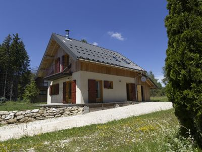 Photo for RECENT CHALET ON THE SOUTH PLATE