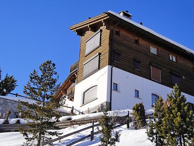 Photo for Apartment Chesa Sül Muot  in St. Moritz, Engadine - 5 persons, 3 bedrooms