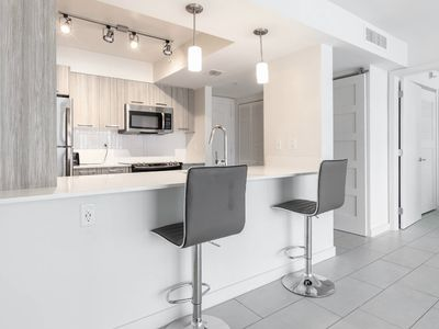Photo for *New  Listing* Stunning Apartment On The Bay