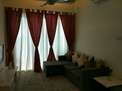 Photo for Lux & Cosy Desa Green, 2Rooms, MidValley
