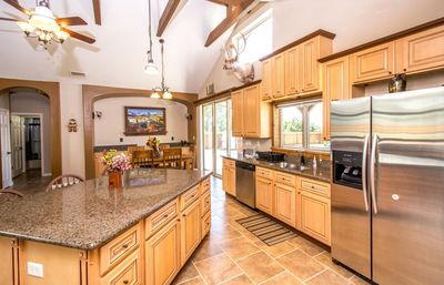 Photo for Brand New Listing! 4 BR, Mountain Retreat w/ Amenities Galore, Central Location!