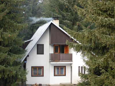 Photo for Chalet Bracken in Lieskovec, Tatraska Strba, High Tatras, Slovakia