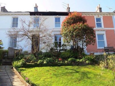 Photo for Spacious 3 bedroom Victorian townhouse in Falmouth Cornwall