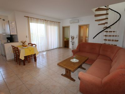 Photo for Apartments Dudovic Damir (10033-A1) - Silo - island Krk